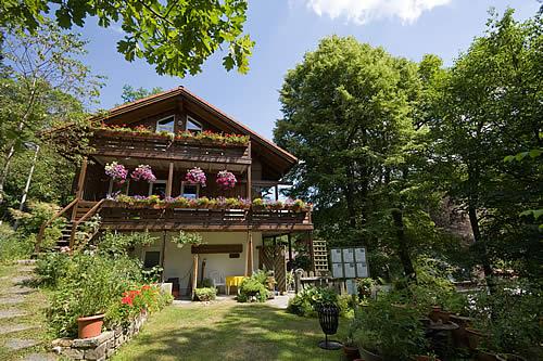 Haus vorm Wald  Altenau  Urlaub bei Familie Lindemann